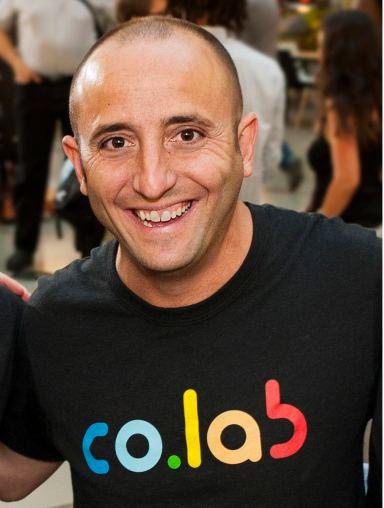 Esteban Sosnik of co.lab