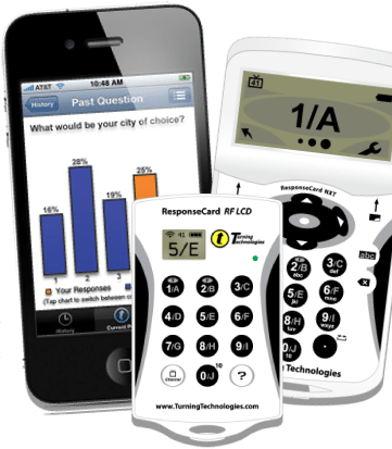 CREDIT Turning Technologies K-12 solutions