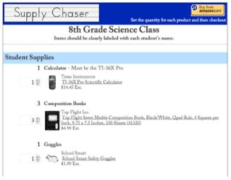 CREDIT SupplyChaser