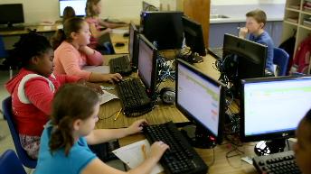 CREDIT NComputing classroom