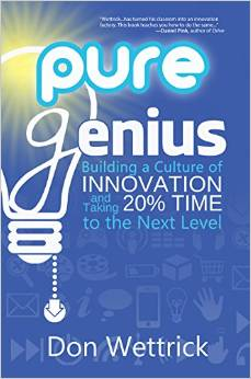 CREDIT Pure Genius by Don Wettrick