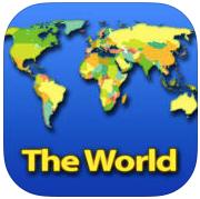TapQuiz Maps World Edition app icon
