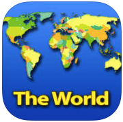 TapQuiz Maps World Edition app icon