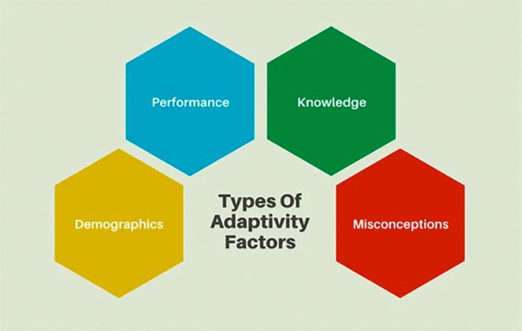 Adaptivity Factors