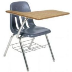Chair Connected To Desk Sweet 16 Princess A Visual History Of School Desks Edtech Magazine 1970s The Wraparound