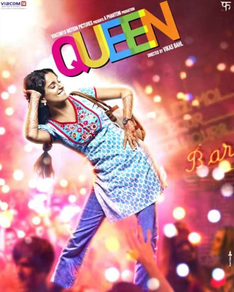 Queen Bollywood movie