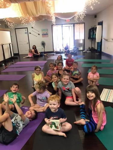 Kid's Yoga Summer Series