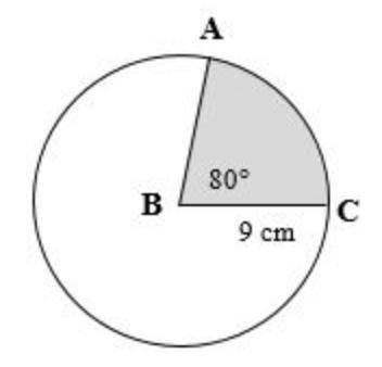 Find the area of the shaded regions. Give your answer as a