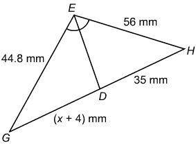 What is the value of x? Enter your answer in the box. x=_