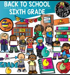 6th Grade Back To School Worksheets   Printable Worksheets and Activities  for Teachers [ 4175 x 4199 Pixel ]