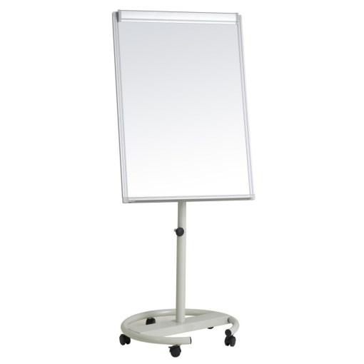 Flipchart whiteboard magnetic mobil SMT03