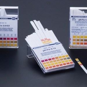 Benzi test pentru determinarea pH ului 1
