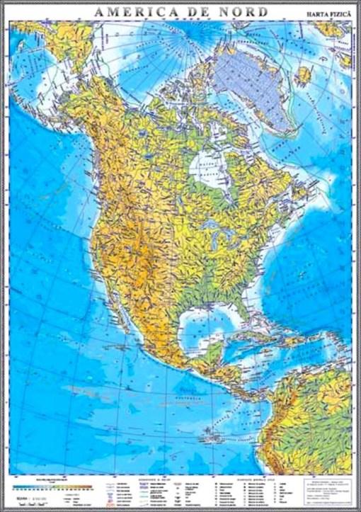 GHC10F harta america de nord fizica