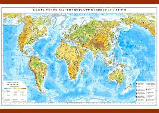 GHRL1 harta celor mai importante resurse