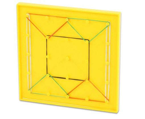 Geometrieboard B doppelseitig 17 5 cm 912 i XL