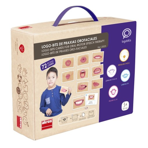 logo bits cards for oral motor speech therapy 2