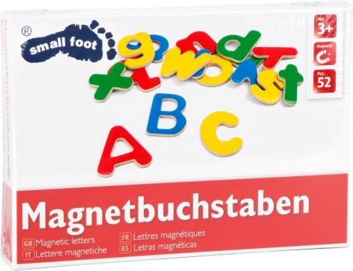 1400 legler small foot Magnetbuchstaben Verpackung