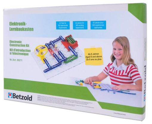 Betzold Elektronik Lernbaukasten 89211 a XL