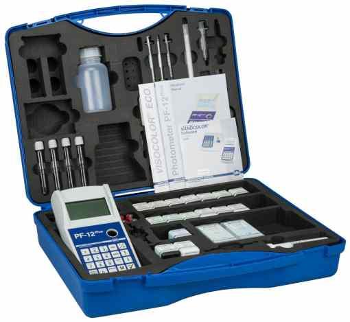 914353 VISOCOLOR Reagent case environm analysis PF 12Plus