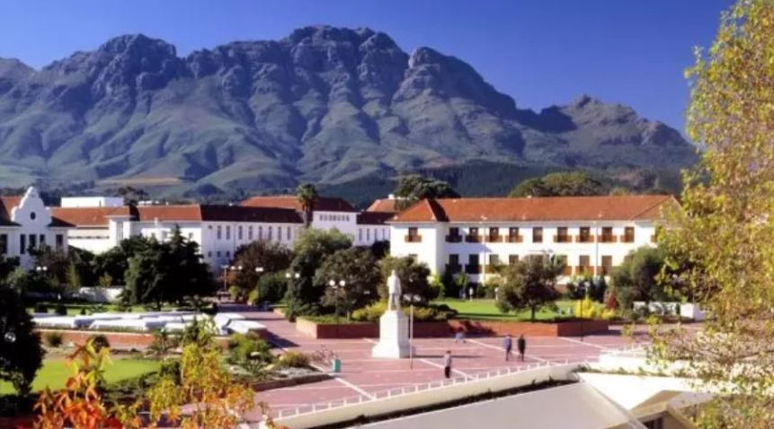 Stellenbosch University Online Application