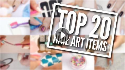 In Today S I M Sharing My Top 20 Nail Art Items Snupps Follow Me On Subscribe To Cutepolish So You Never Miss A Tutori