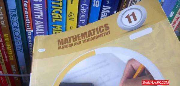 FSc-Part-1-Math-Book-Cover-Page