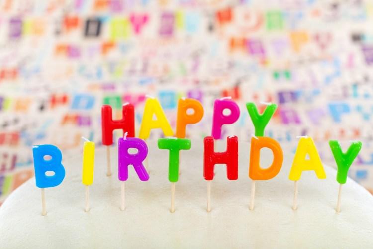 fødselsdagstaler