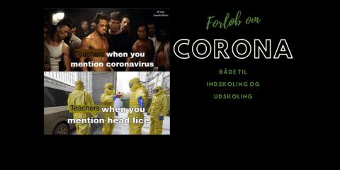 undervisning corona