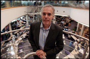 Peter Horrocks is the director of BBC Global News