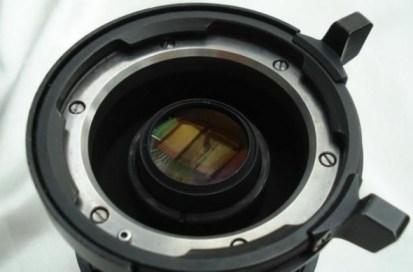 PL Mount lens