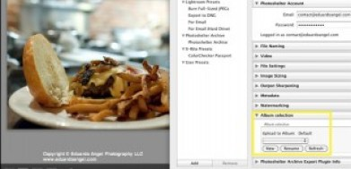Lightroom 4 Metadata, Presets and Collections