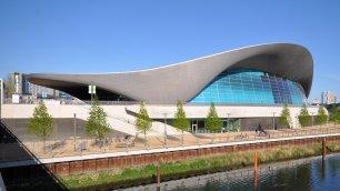 Figura 08: London Aquatics Centre (Reino Unido).
