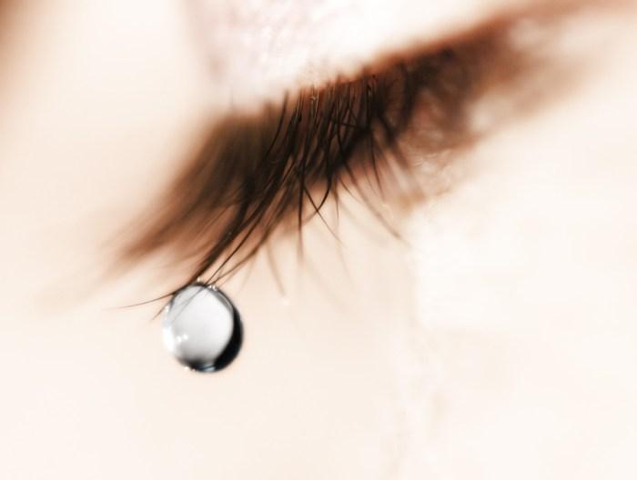Como nossas lágrimas são produzidas?