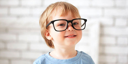 Será que meu filho tem problemas de visão?