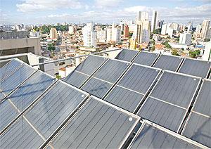 Previsão de aquecimento solar na concepção arquitetônica do empreendimento ajuda a encontrar melhores soluções estéticas e de desempenho para o sistema