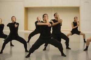 No Time to Rage Contemporary Dancer Eduardo Vallejo Pinto