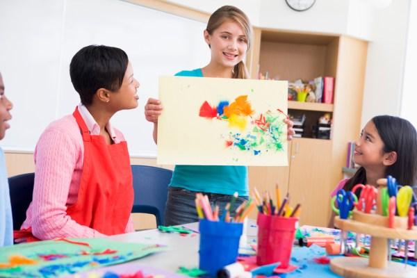 Importance Of Art In Schools Preschool & Older