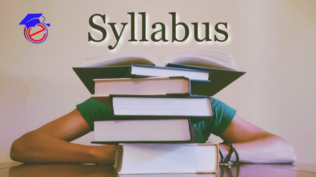 Syllabus of all Courses 2021