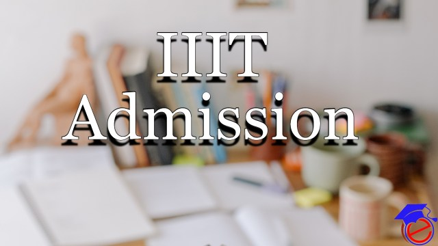 IIIT Admission