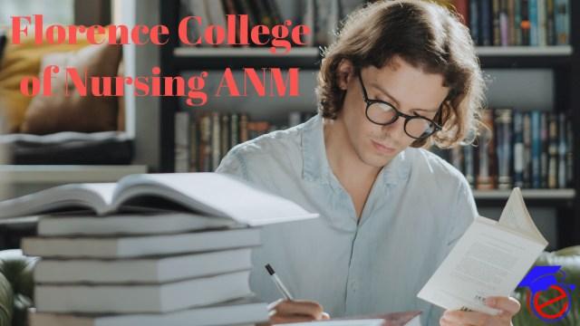 Florence College of Nursing ANM 2021