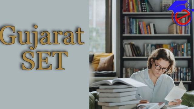 Gujarat SET