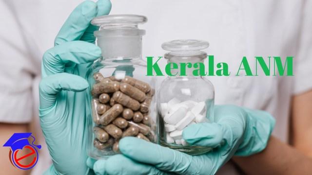 Kerala ANM 2021