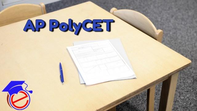 AP PolyCET 2021