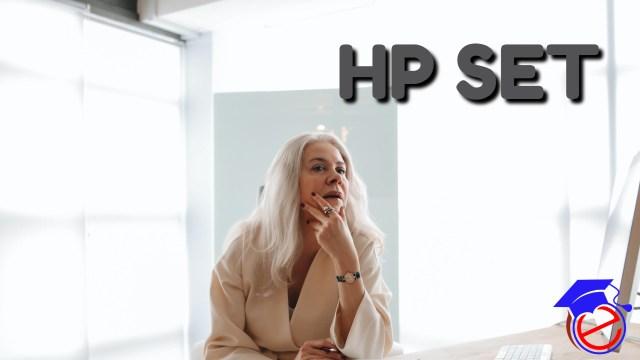 HP SET 2021