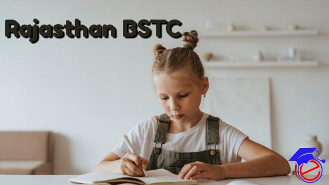Rajasthan BSTC 2022