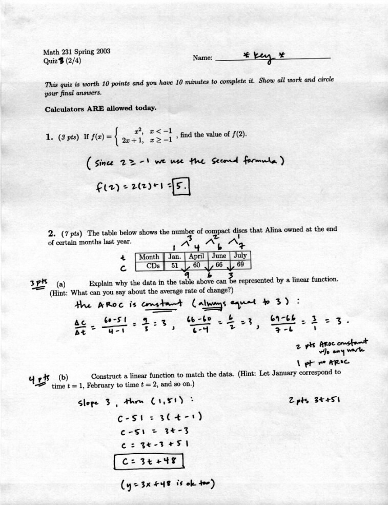 Laura's Integrated Calculus 231