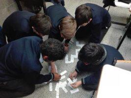 El domino de los verbos en Aleman (3) 1