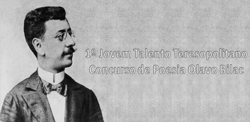 Finalistas do 1º Jovem Talento Teresopolitano – Concurso de Poesia Olavo Bilac