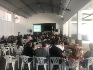 Secretaria Municipal de Educação participa do Encontro Regional em Sumidouro