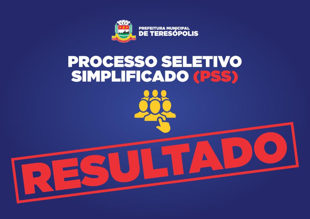 Resultado Preliminar PSS – 2019